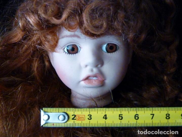 Muñecas Porcelana: GRAN LOTE RESTAURACIÓN MUÑECAS PORCELANA. PIERNAS, BRAZOS Y CABEZAS - Foto 7 - 146845366