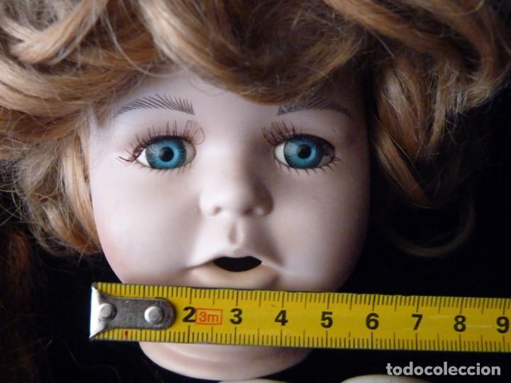 Muñecas Porcelana: GRAN LOTE RESTAURACIÓN MUÑECAS PORCELANA. PIERNAS, BRAZOS Y CABEZAS - Foto 8 - 146845366