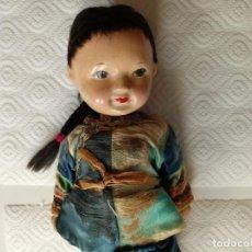 Muñecas Porcelana: MUÑECA DE PORCELANA CHINA DE 1920 ?. Lote 148301730