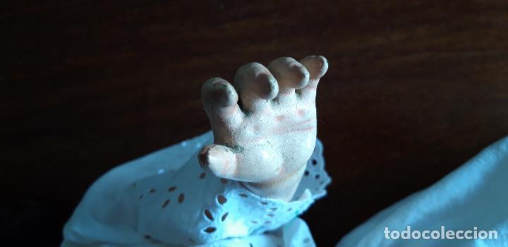 Muñecas Porcelana: Muñeca antigua andadora - Foto 11 - 148818822