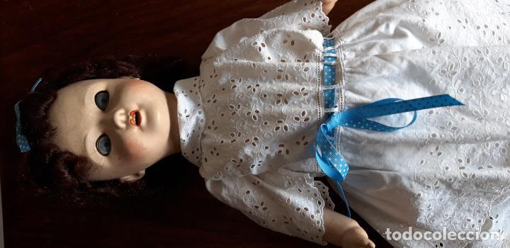 Muñecas Porcelana: Muñeca antigua andadora - Foto 14 - 148818822