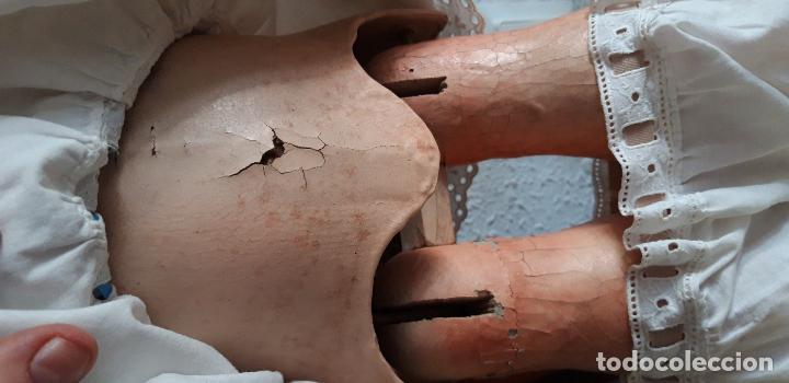 Muñecas Porcelana: Muñeca antigua andadora - Foto 21 - 148818822