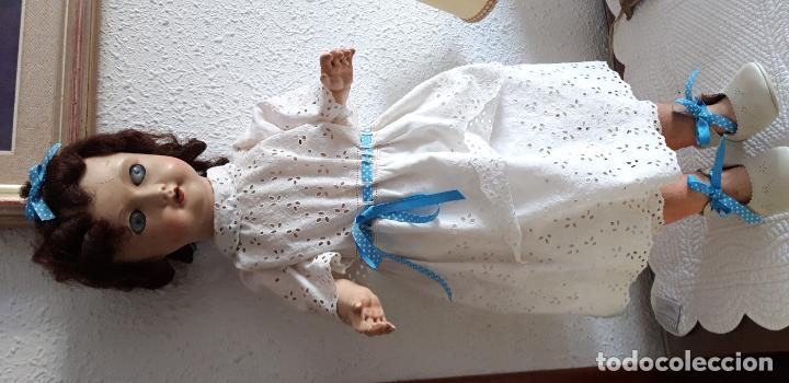 Muñecas Porcelana: Muñeca antigua andadora - Foto 24 - 148818822