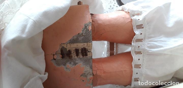 Muñecas Porcelana: Muñeca antigua andadora - Foto 27 - 148818822
