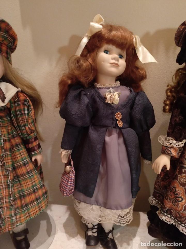 Muñecas Porcelana: Colección muñecas porcelana - Foto 3 - 149703690