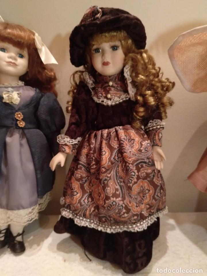 Muñecas Porcelana: Colección muñecas porcelana - Foto 4 - 149703690