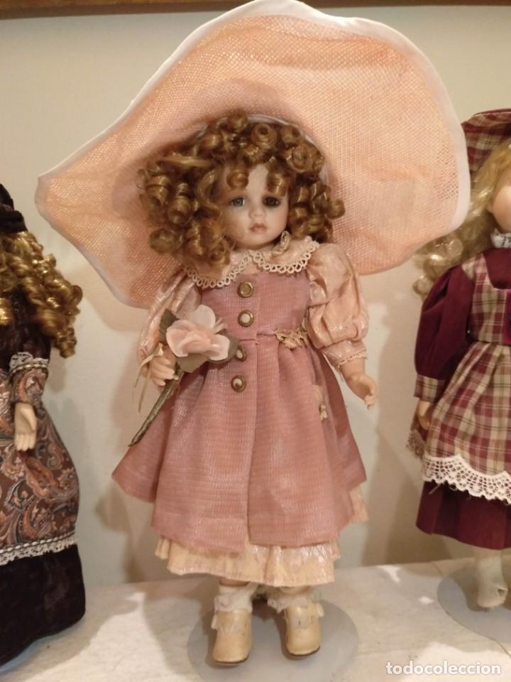 Muñecas Porcelana: Colección muñecas porcelana - Foto 5 - 149703690