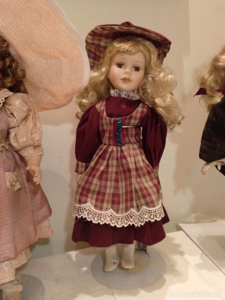 Muñecas Porcelana: Colección muñecas porcelana - Foto 6 - 149703690