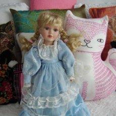 Muñecas Porcelana: ANTIGUA MUÑECA DE PORCELANA. Lote 150239410