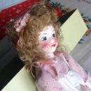 Muñecas Porcelana: MUÑECA PORCELANA VINTAGE. Lote 150555194