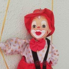 Muñecas Porcelana: PAYASO DE PORCELANA. Lote 151332142