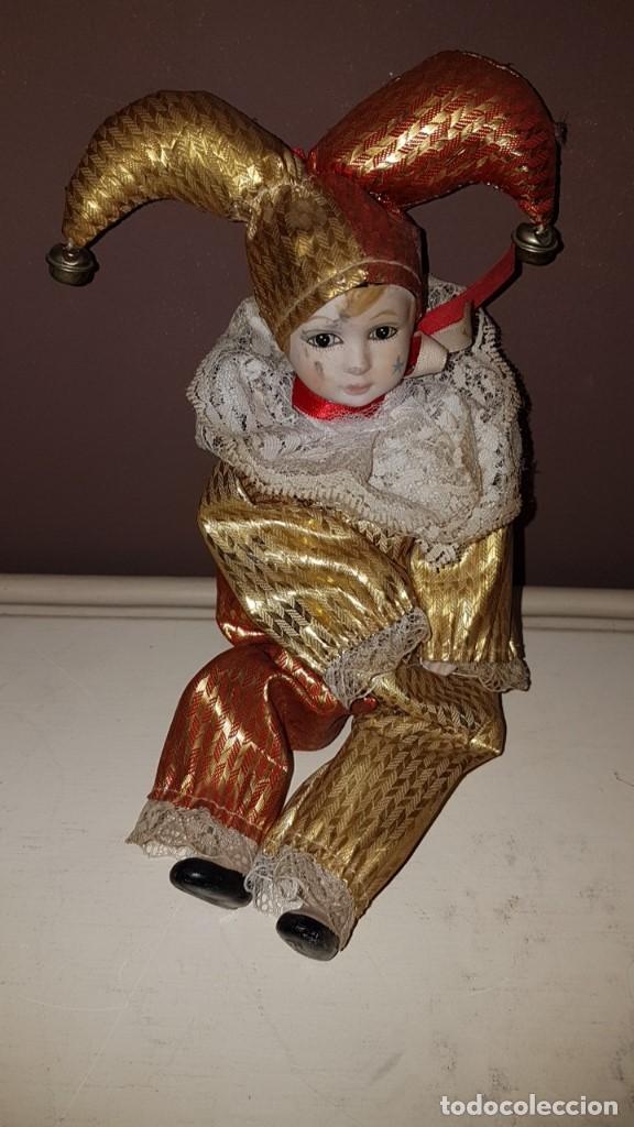 Muñecas Porcelana: LOTE DE 3 MUÑECAS DE PORCELANA Y TRAPO, TAL CUAL SE VEN. - Foto 2 - 151843702