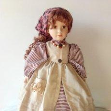 Muñecas Porcelana: MUÑECA PORCELANA . Lote 151999226