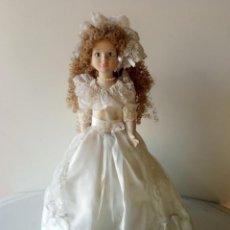 Muñecas Porcelana: MUÑECA PORCELANA . Lote 152001898