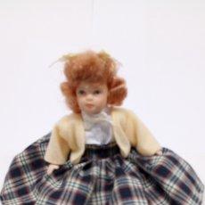 Muñecas Porcelana: MUÑECA DE PORCELANA ANTIGUA. Lote 155143313