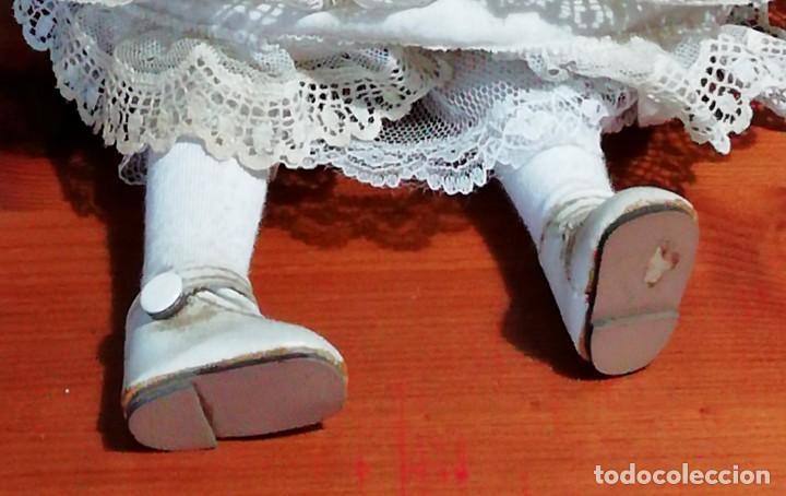 Muñecas Porcelana: Muñeca en porcelana. Años 70 - Foto 4 - 155181634