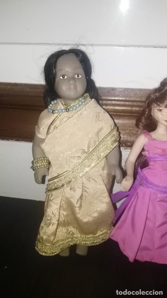 Muñecas Porcelana: Dos muñecas de porcelana - Foto 3 - 155245698