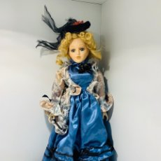 Muñecas Porcelana: MUÑECA DE PORCELANA. Lote 156605642
