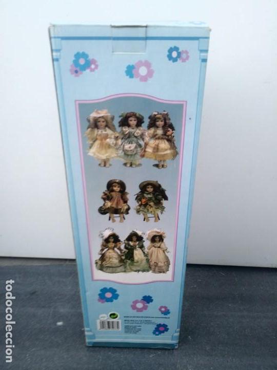 Muñecas Porcelana: MUÑECA de PORCELANA en su caja original REGAL ARTS - Foto 4 - 156948034