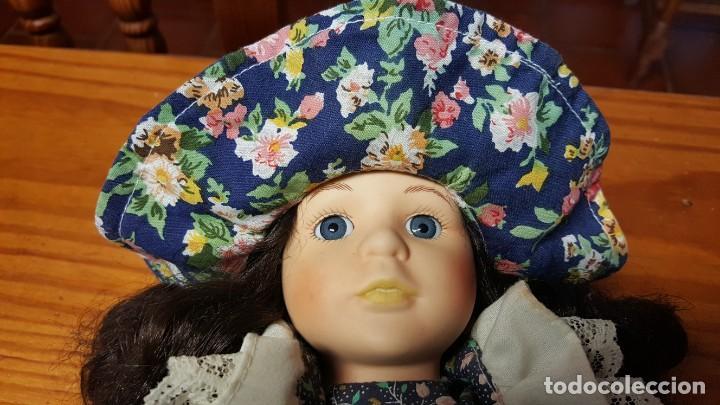 Muñecas Porcelana: MUÑECA DE PORCELANA - THE PROMENADE COLLECTION - BEATRICE. NUMERADA Nº 2658D - Foto 2 - 158308642