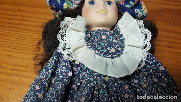 Muñecas Porcelana: MUÑECA DE PORCELANA - THE PROMENADE COLLECTION - BEATRICE. NUMERADA Nº 2658D - Foto 3 - 158308642