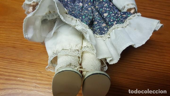Muñecas Porcelana: MUÑECA DE PORCELANA - THE PROMENADE COLLECTION - BEATRICE. NUMERADA Nº 2658D - Foto 5 - 158308642