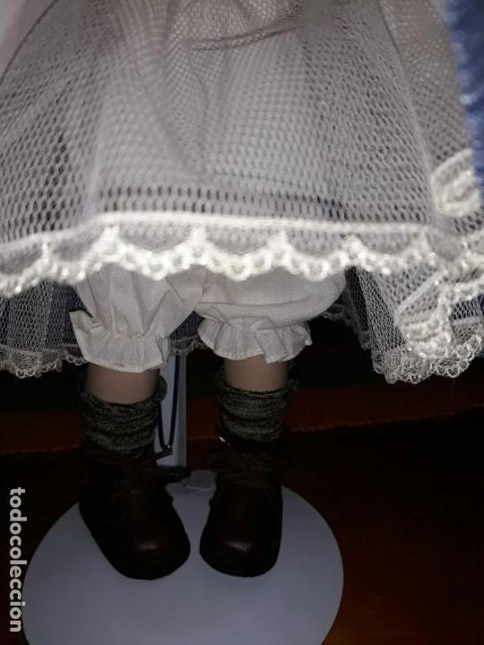 Muñecas Porcelana: Pareja de niños del campo** - Foto 5 - 158569006