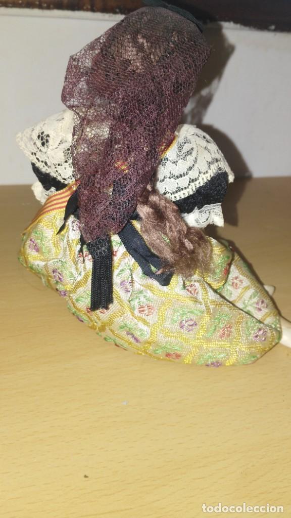 Muñecas Porcelana: Antigua muñeca de porcelana - Foto 3 - 159845054