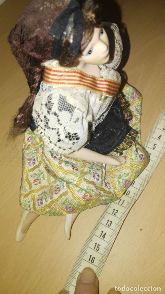 Muñecas Porcelana: Antigua muñeca de porcelana - Foto 5 - 159845054
