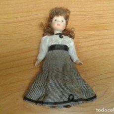Muñecas Porcelana: MUÑECA PORCELANA -- CLÁSICA -- PEQUEÑA. Lote 160376138