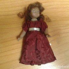 Muñecas Porcelana: MUÑECA PORCELANA -- CLÁSICA -- PEQUEÑA. Lote 160379258
