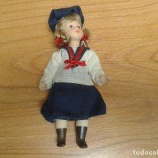 Muñecas Porcelana: MUÑECA PORCELANA -- CLÁSICA -- PEQUEÑA. Lote 160379326