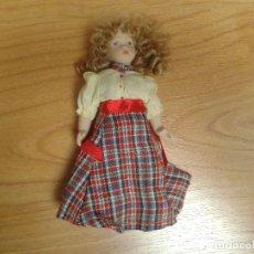 Muñecas Porcelana: MUÑECA PORCELANA -- CLÁSICA -- PEQUEÑA. Lote 160381058