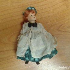 Muñecas Porcelana: MUÑECA PORCELANA -- CLÁSICA -- PEQUEÑA. Lote 160381846