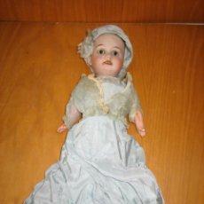 Muñecas Porcelana: ANTIGUA MUÑECA DE PORCELANA. Lote 163488934