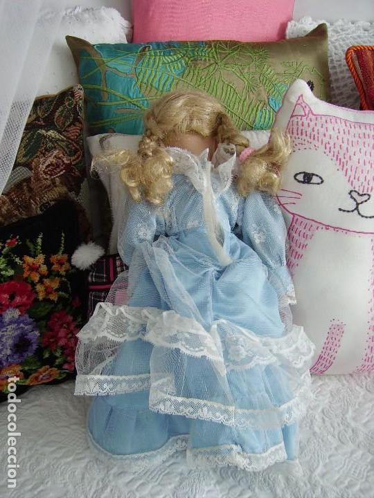 Muñecas Porcelana: Antigua muñeca de porcelana - Foto 2 - 150239410