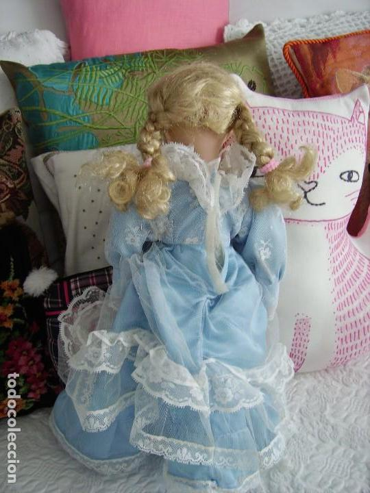 Muñecas Porcelana: Antigua muñeca de porcelana - Foto 3 - 150239410