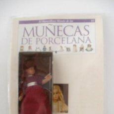 Muñecas Porcelana: EL MARAVILLOSO MUNDO DE LAS MUÑECAS DE PORCELANA PLANETA DEAGOSTINI Nº 10. Lote 166519954