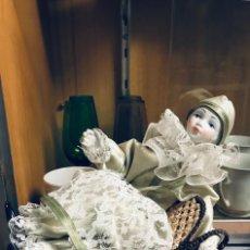 Muñecas Porcelana: ARLEQUIM. Lote 167829750