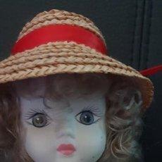Muñecas Porcelana: MUÑECA PORCELANA. Lote 167897152