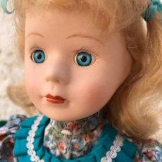 Muñecas Porcelana: MUÑECA DE PORCELANA ESPAÑOLA. AÑOS 90. Lote 168646704