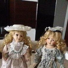 Muñecas Porcelana: MUNECAS PORCELANA. Lote 154037514
