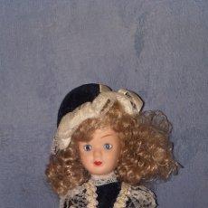 Muñecas Porcelana: MUÑECA PORCELANA. Lote 168778317