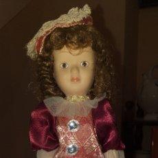 Muñecas Porcelana: MUÑECA PORCELANA. Lote 168778424