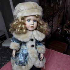Muñecas Porcelana: MUÑECA DE PORCELANA, VISITE NUESTRA TIENDA.. Lote 169663572