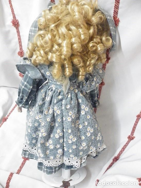 Muñecas Porcelana: Muñeca de porcelana ESPAÑOLA. (elcofredelabuelo) - Foto 5 - 169824120
