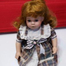 Muñecas Porcelana: MUÑECA PORCELANA. Lote 169825240