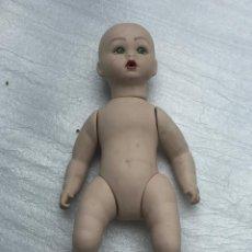 Muñecas Porcelana: MUÑECA DE PORCELANA. Lote 170523872
