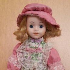 Muñecas Porcelana: MUÑECA ALEMANA. AÑOS 70. CARITA DE PORCELANA.. Lote 171606395