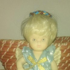 Muñecas Porcelana: ANGEL DE PORCELANA ARTICULADO. Lote 171790845